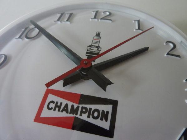 pendule murale calor champion vintage