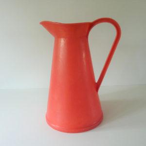 pichet gilac rouge vintage