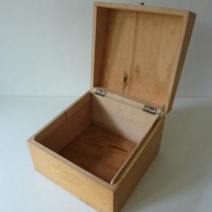 boite à fiches ancienne en bois B3