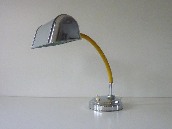 Lampe de bureau à poser vintage