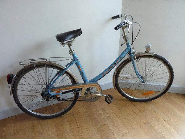 Vélo Peugeot NSB40 1980 vintage