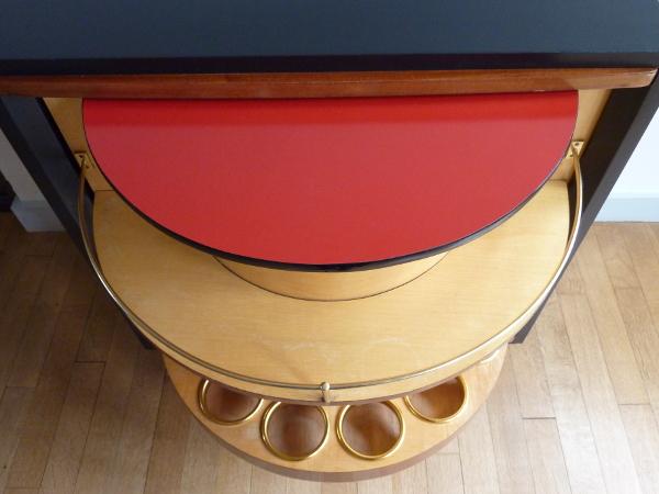 meuble bar pivotant vintage 19 feeb 39 s little shop. Black Bedroom Furniture Sets. Home Design Ideas