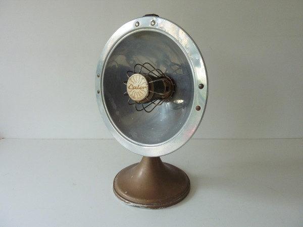 Chauffage Calor parabolique ancien