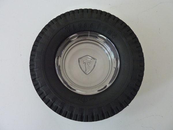 Cendrier pneu Firestone