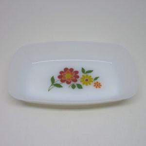 Ravier Arcopal à fleurs