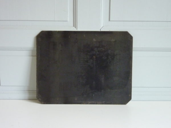 ancienne plaque emaillee longjumeau ces