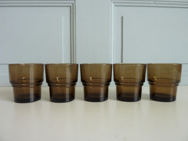 verres Vereco gris