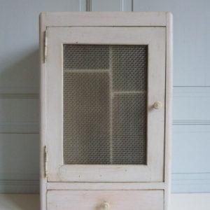 armoire pharmacie ancienne porté vitrée