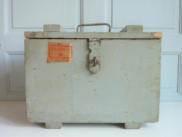caisse militaire armée française ancienne