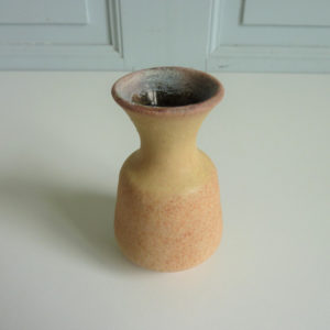 Mini vase en grès Poterie d'Accolay France