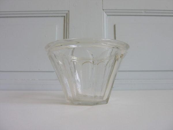 Pot à confiture conique ancien